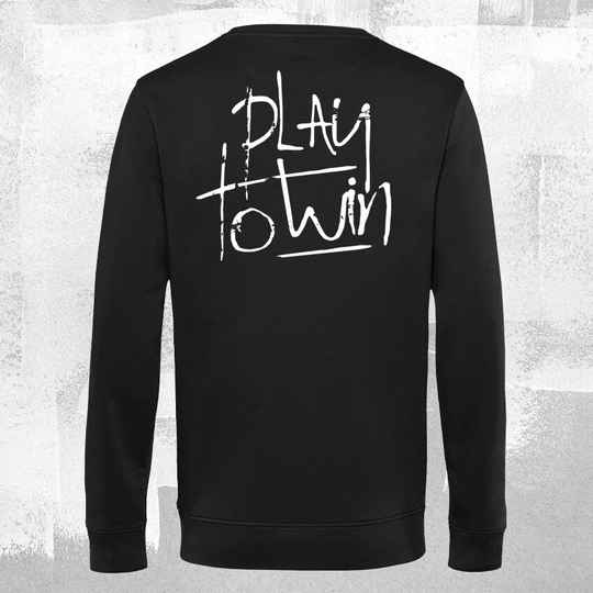 Play to Win Sweatshirt Black