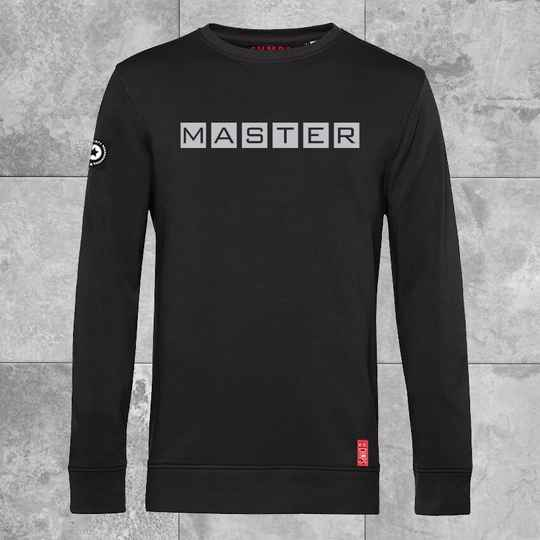 Master Sweatshirt Black