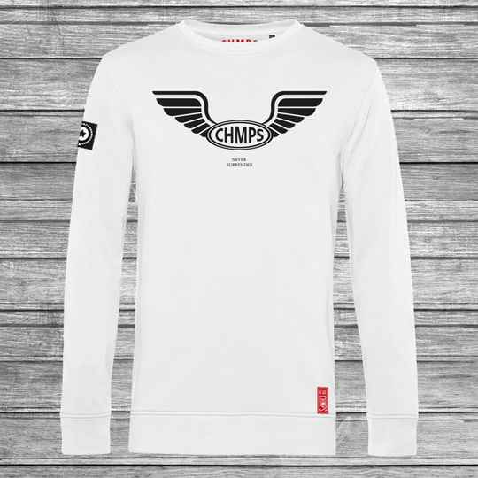 Free Wings Sweatshirt White