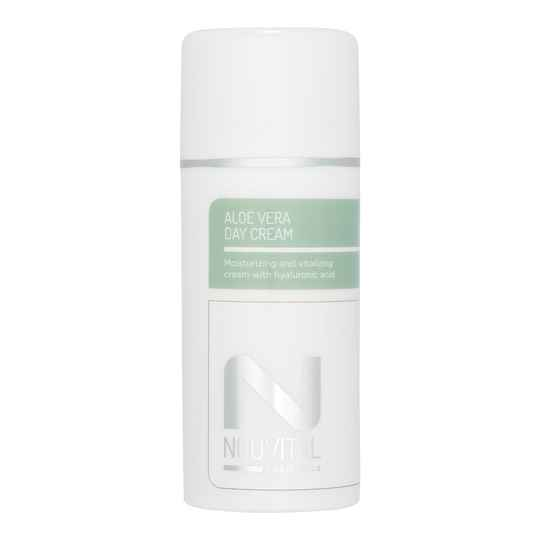 Aloe Vera Day Cream - Nouvital Cosmetics