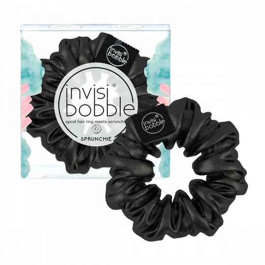 Holy Cow, That's Not Leather - Invisibobble Sprunchie
