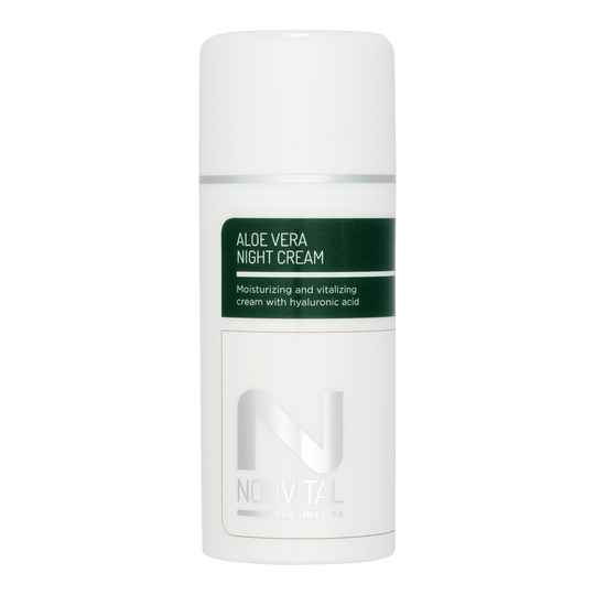 Aloe Vera Night Cream - Nouvital Cosmetics