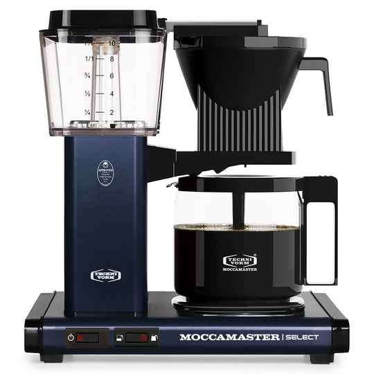 Moccamaster KBG Select - Midnight Blue