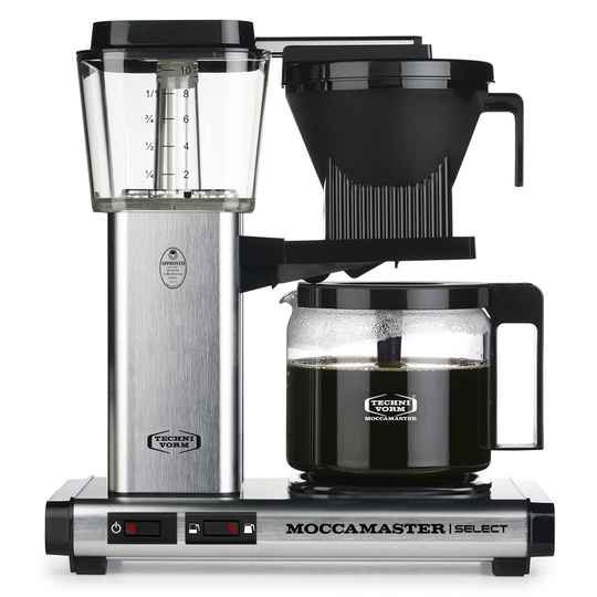 Moccamaster KBG Select - Brushed