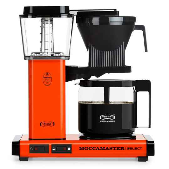 Moccamaster KBG Select - Orange
