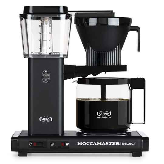 Moccamaster KBG Select - Matt Black