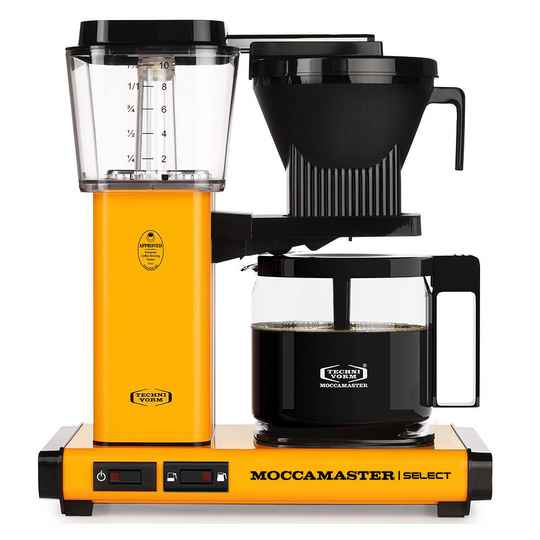 Moccamaster KBG Select - Yellow Pepper