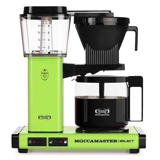 Moccamaster KBG Select - Fresh Green