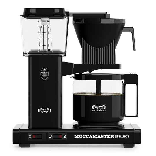 Moccamaster KBG Select - Black