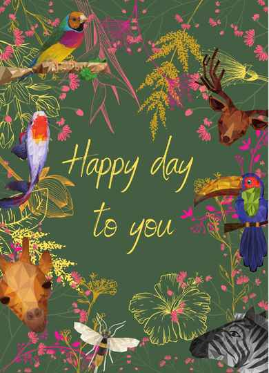 Happy day to you