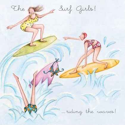 The Surf Girls