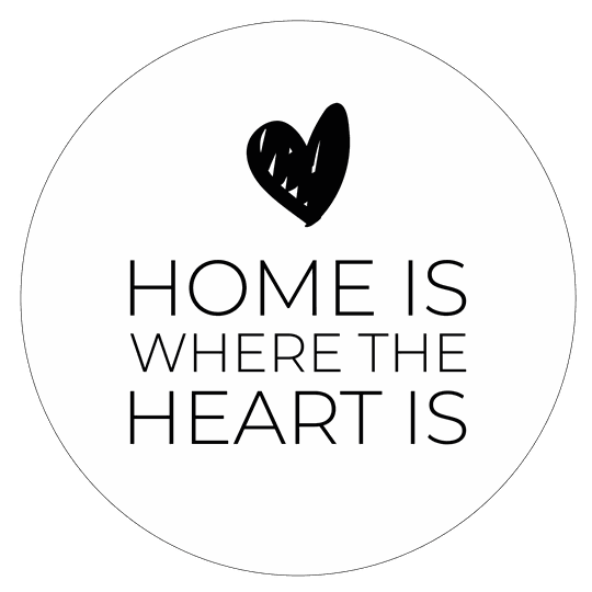 Tuincirkel | home is where the heart is
