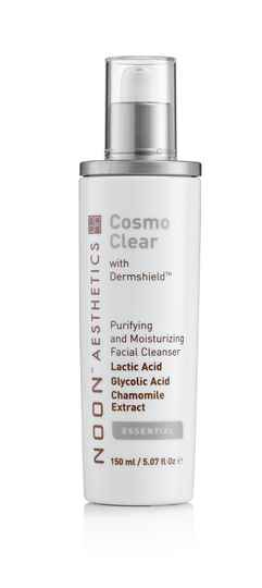 Cosmo clear cleanser