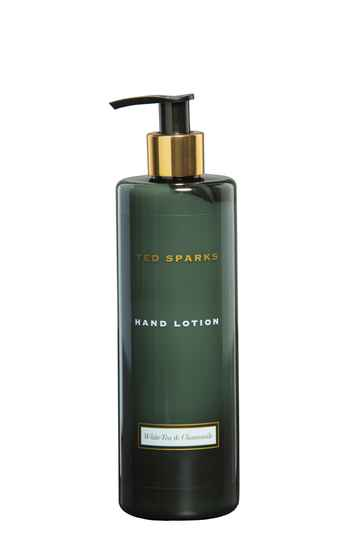 TED SPARKS - Hand Lotion - White Tea & Chamomile