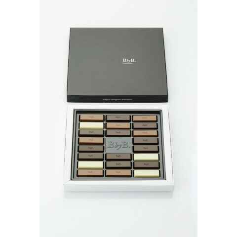 Pralines sterrenchef Bart Desmidt ** - The ultimate collection.