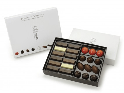 Pralines sterrenchef Bart Desmidt ** - The discovery collection