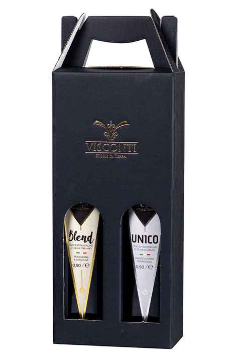 Visconti cadeauset 2x 500ml
