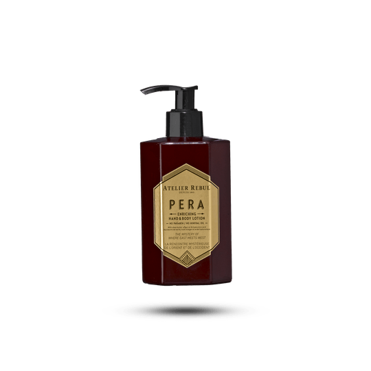 Pera hand & body lotion