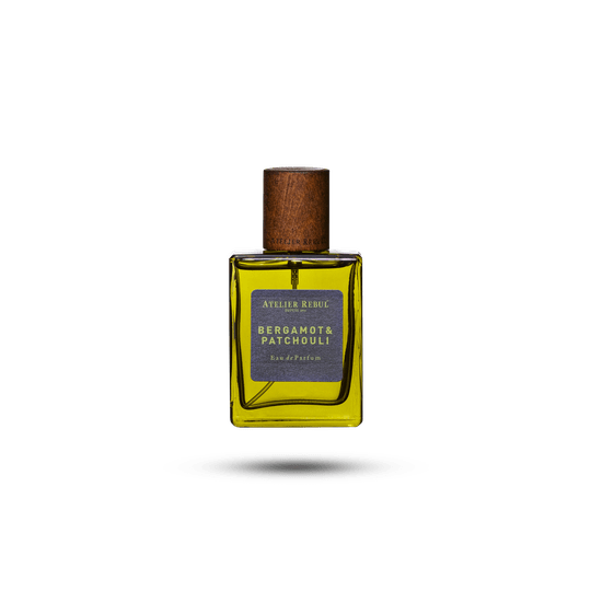 bergamot & patchouli edp 50ml