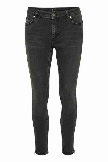 Celina Zip Jeans - Denim Hunter