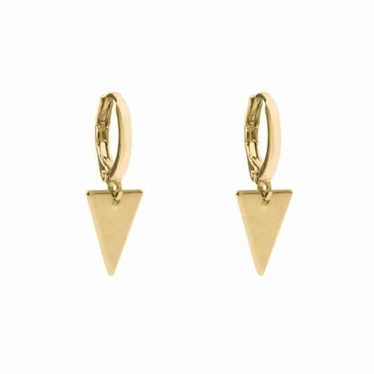 Triangle - Gold