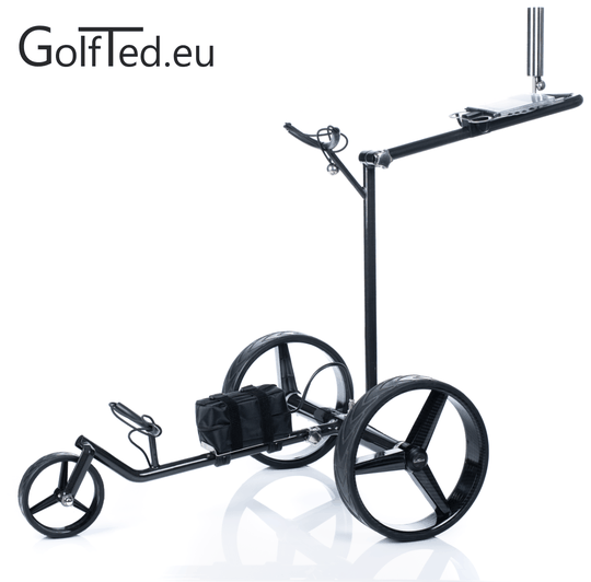 GT-C Electric Carbon golf trolley Extra discount