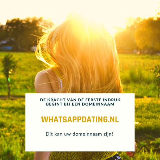Whatsappdating.nl