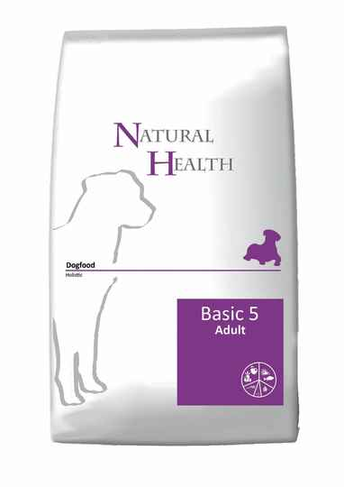 Natural Health Basic 5 Adult tasche 7,5 kg
