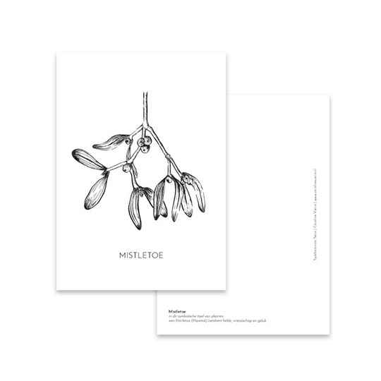 Mistletoe - Art Card
