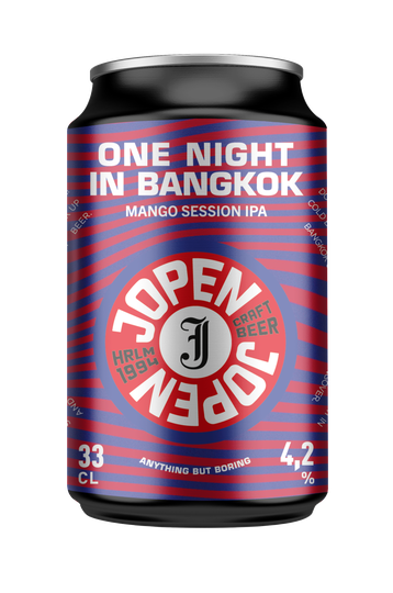 One Night In Bangkok Mango Session IPA - 4,2%