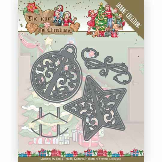 YCD10254 twinkling decorations