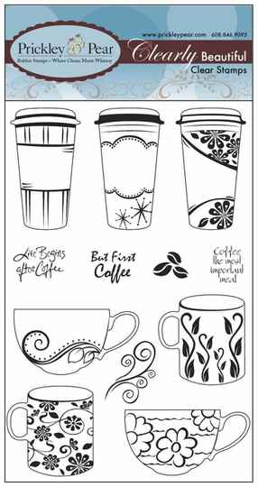 CLR057 coffee cup