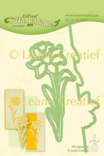 45.6432 silhouette narcis