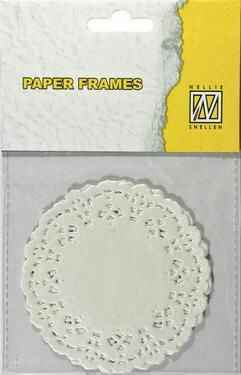 Paper frames PD004 round