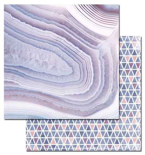 Misty Mountains - agate
