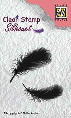 SIL023 feathers