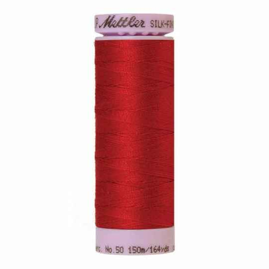 Silk finish uni 0504 country red