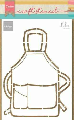 PS8085 apron by Marleen