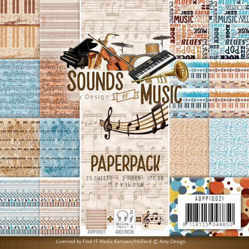 ADPP10021 sounds of music
