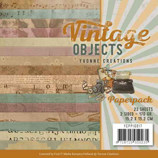 YCPP10017 vintage objects