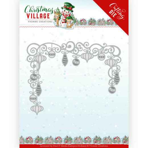 YCD10211 christmas baubles