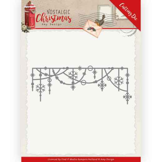 ADD10224 hanging snowflakes