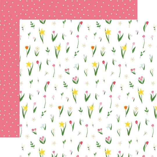I Love Spring - may flowers