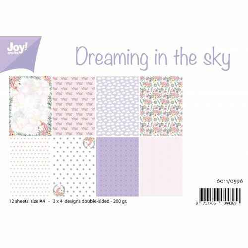 6011/0596 dreaming in the sky