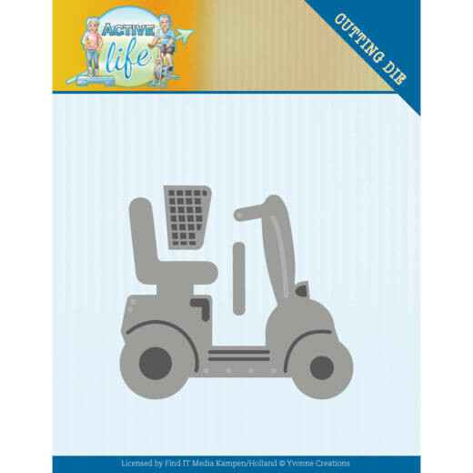 YCD10196 mobility scooter