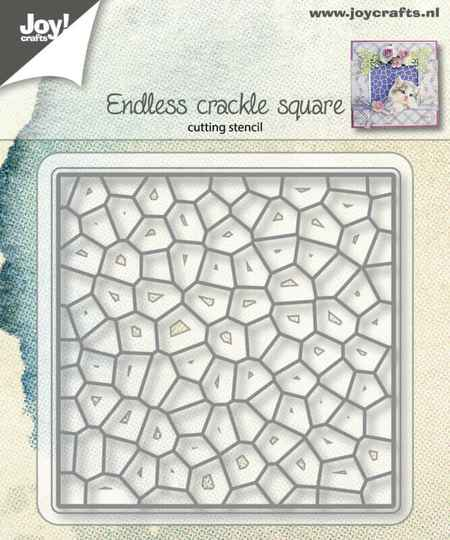6002/1153 endless crackle square