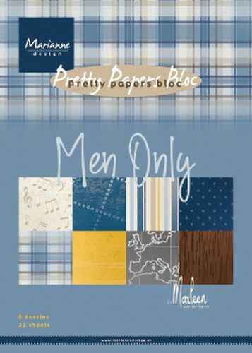 PK9169 men only by Marleen