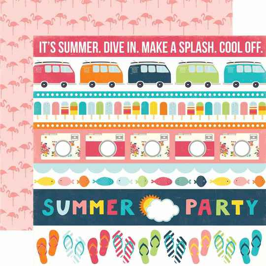 Summer Party - borders