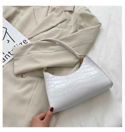 Bella bag | white