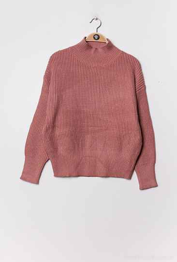 Nora knitted trui   pink